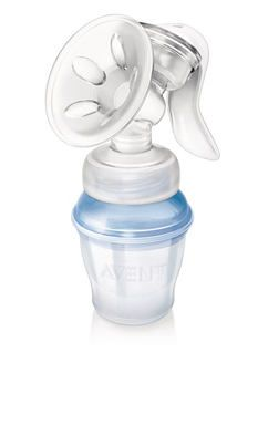 Молокоотсос ручной Philips AVENT SCF330/13 Natural с контейнерами